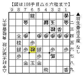第65期王座戦五番勝負第2局-5