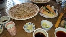 3合盛りそばと天ぷら盛り合わせ