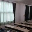 教育施設様のカ-テン…