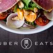 UBER EATS活…