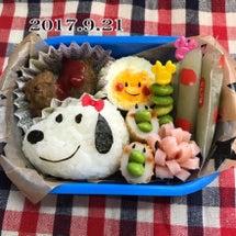 ★スヌーピーのお弁当…