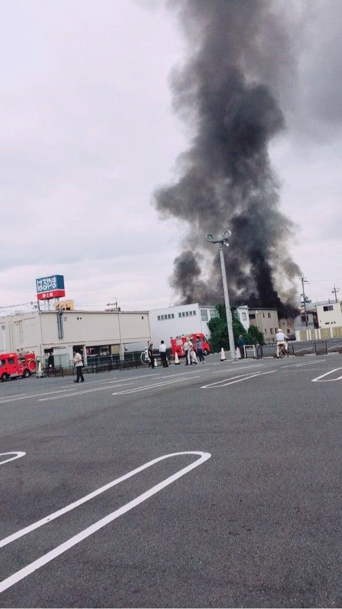県 火事 奈良
