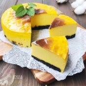 砂糖&生クリなし❤️かぼちゃのNew Yorkチーズケーキ