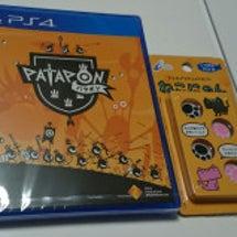 PS4版『パタポン』…
