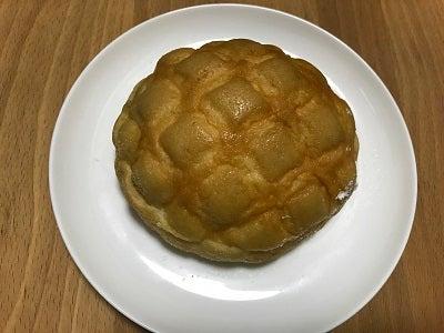 ローソン「メープル&ホイップメロンパン」