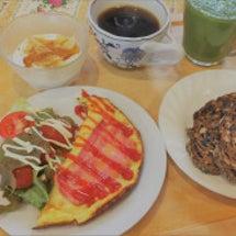 朝食の定番、健康メニ…