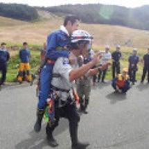 遭難救助訓練 in …