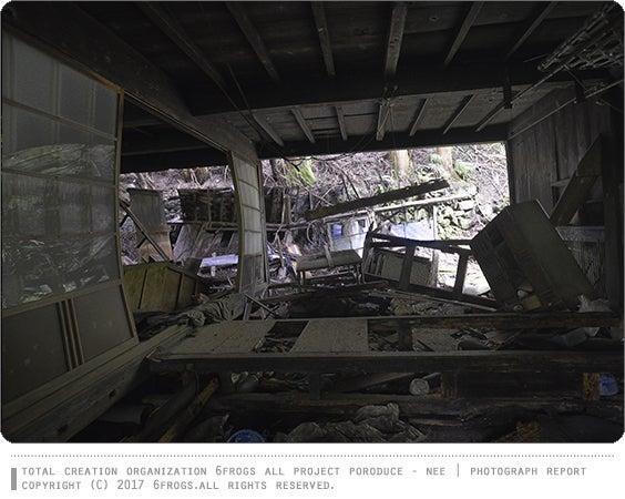 スゴログ 行ってみた 廃村 廃墟 茶平集落