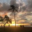 素敵な夕陽♡