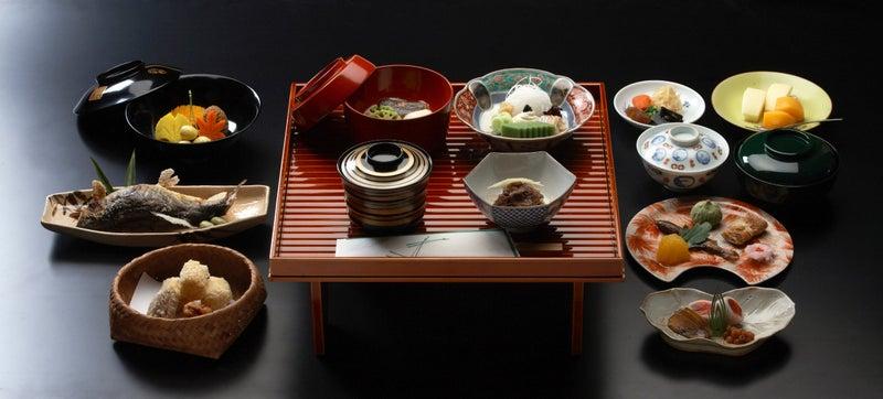 日本の三つの代表的料理 「懐石...