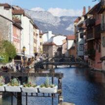 スイスに近いフランス…