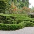 滋賀県大池寺の蓬莱庭…