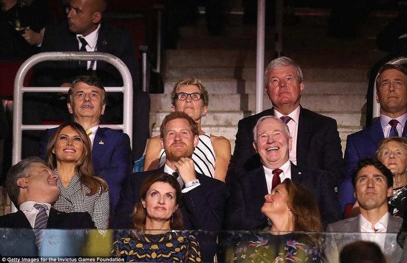 ハリー王子とメーガンマークルが...