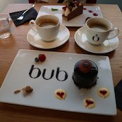 世界一のチョコレートケーキを食べてみた ブボ バルセロナ