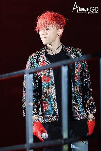 ジヨンの髪の色。 , 韓国最新ニュース!BIGBANG大好き♪