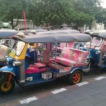 バンコクでのタクシー…