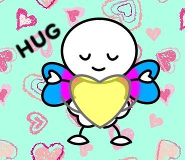 HuGのキモチィ