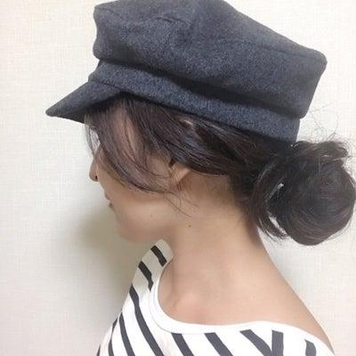 帽子選びはベストサイズをの記事に添付されている画像
