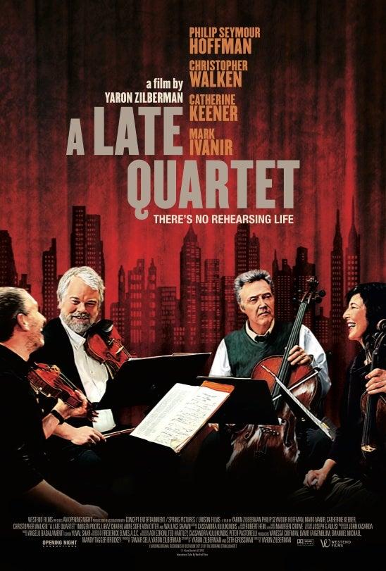 A Late Quartet(25年目の弦楽四...