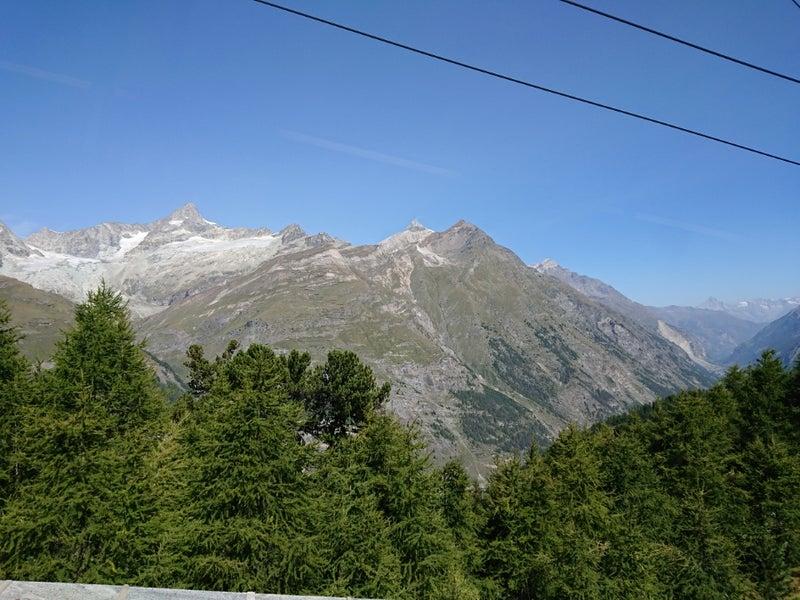 ツェルマット~帰路 (スイス)
