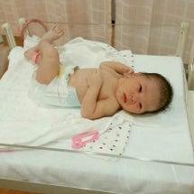 産まれました!!
