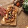 秋の味覚をぎゅぎゅっと♥チキンと葡萄とブルーチーズのおつまみキッシュ♪なおつまみホムパ。の画像