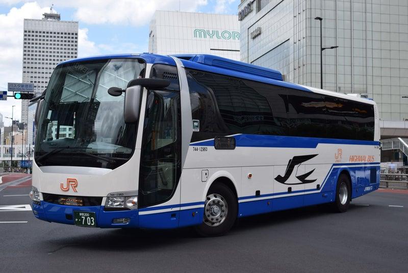 JR東海バス 744-12960   気まぐ...