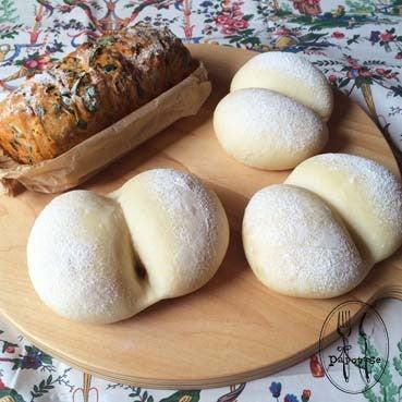 ハイジ白パン