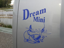軽キャンパー ドリームミニ 選べるボディデザイン 20