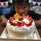 【ご報告】9月のお誕生日ケーキプレゼントの記事より