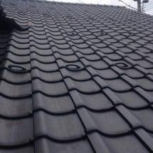 酒蔵の屋根