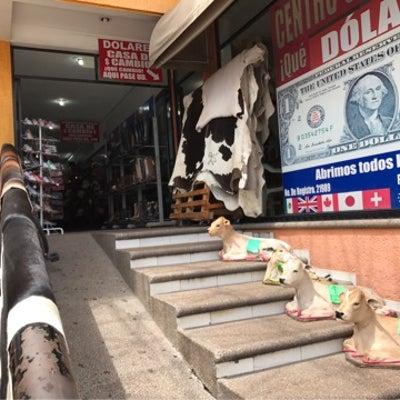 レオンで、革製品のお買い物とマグロ丼の記事に添付されている画像