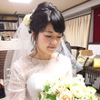 可愛い花嫁さまのウェ…