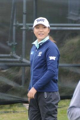 マッケイソン・ニュージーランド女子オープン リディアコー