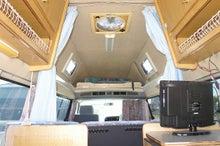 キャンピングカー イースピリット 4WD 天井