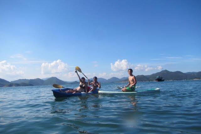 香港ボートパーティー16