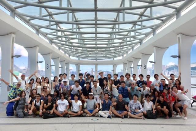 香港ボートパーティー1