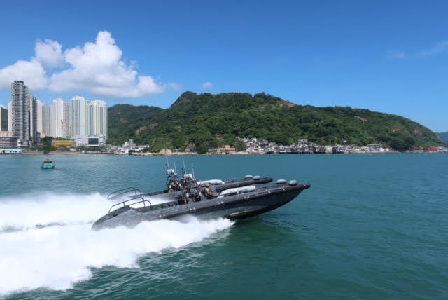 香港ボートパーティー8