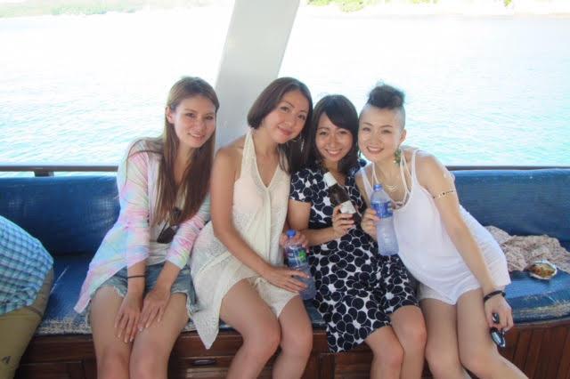 香港ボートパーティー14