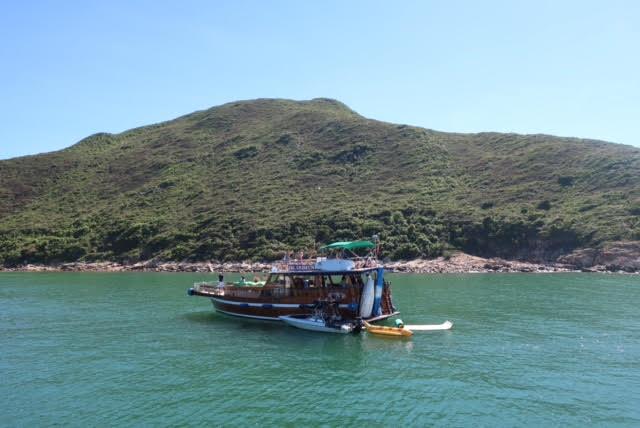 香港ボートパーティー10