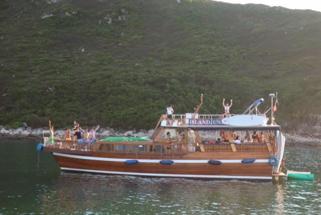香港ボートパーティー26