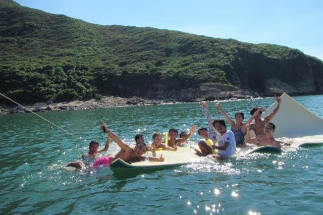 香港ボートパーティー17