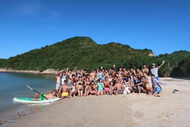 香港ボートパーティー22