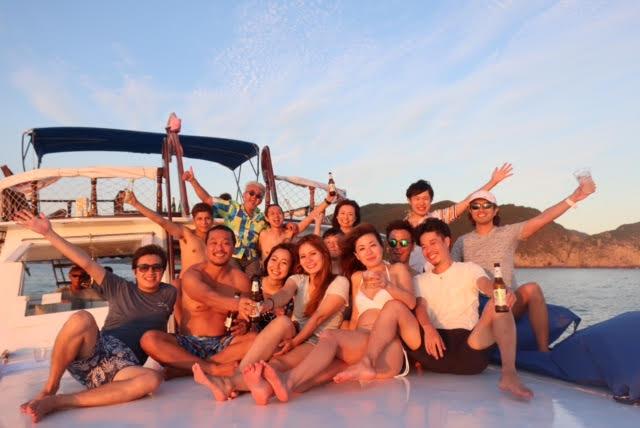 香港ボートパーティー29