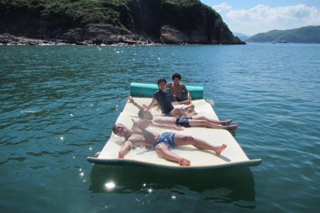 香港ボートパーティー11