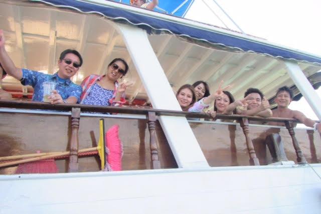香港ボートパーティー13