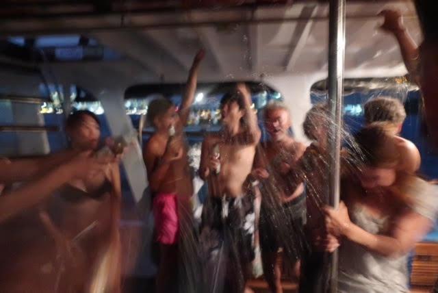 香港ボートパーティー33