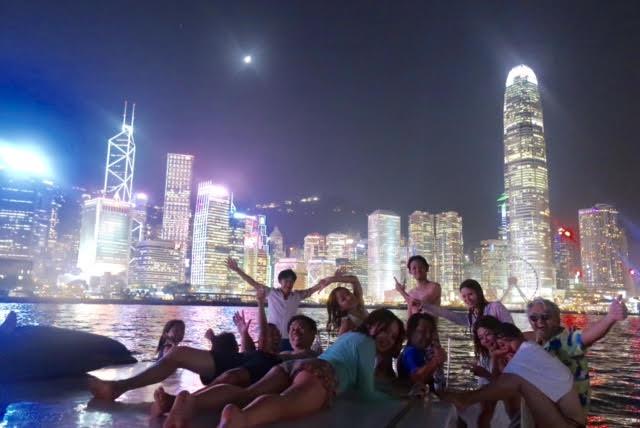 香港ボートパーティー37
