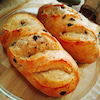 今日の天然酵母パンの画像