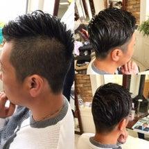 男髪‼︎‼︎‼︎‼︎